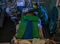 Koronavírus: 38 beteg meghalt, 989 ember megfertőződött Magyarországon