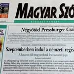 Félmilliárdos magyar kormánytámogatást kap a vajdasági Magyar Szó