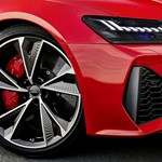Hibrid V8: 600 lóerővel érkezett meg az új Audi RS7