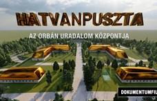 Jön: Orbánék Hatvanpusztájának múltja és hihetetlen átalakulása videón – az első képsorok