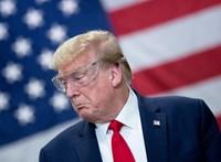 Már nem szed hidroxi-klorokint Donald Trump