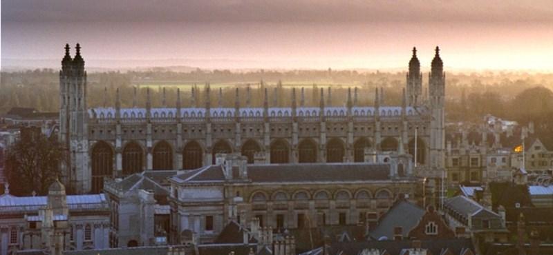 Így néz ki a világ tíz legjobb egyeteme - képekkel
