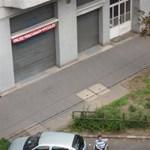 Fotó: Kerekesszékes fiatal autóját lopták el a mozgássérült-parkolóból