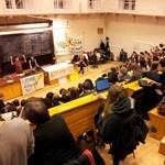 Megállapodást kötött az ELTE az egyetemfoglalókkal