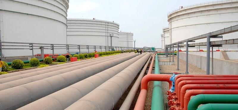 Százezer kilométeresre nőhet a kínai gázvezeték-hálózat