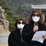 Dél-Koreában lassult a járvány
