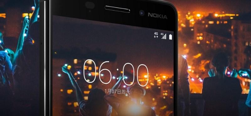 Hivatalos az első új Nokia-okostelefon, itt vannak a fontos specifikációk
