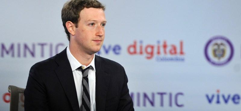 Zuckerberg úgy nagyvonalú, hogy adót fizetni nem szeret