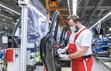 12 százalékkal esett vissza a magyar ipar júniusban