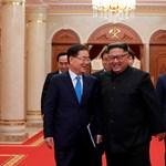 Ferenc pápa segítségével teremtene békét a Koreai-félszigeten Kim Dzsong Un