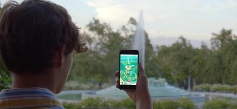 Pokémon GO-t játszott, halottat talált