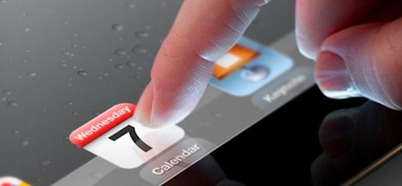 Immár biztos: március 7-én érkezik az iPad 3!