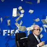 FIFA: Svájc kiadta a korrupciós ügy bankszámlaadatait
