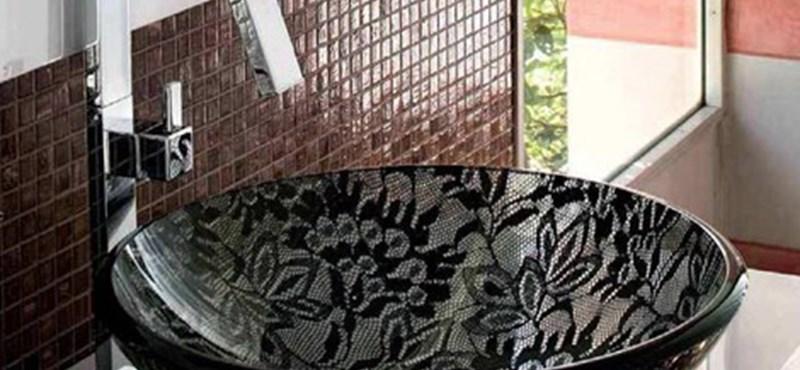 Olasz dizájn nőknek: csábos fürdőszobai mosdók (fotókkal)