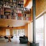 Norvég tengerparti faház - ultramodern, letisztult szépség