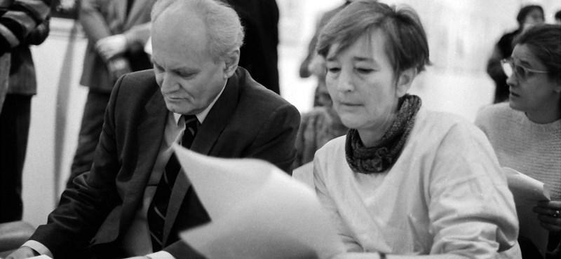 Húsz éve halott Solt Ottilia