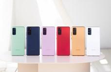 Erős processzor, karcsúsított ár: itt a Samsung rajongóknak szánt telefonja, a Galaxy S20 FE