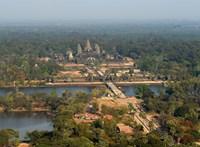Akár 900 ezren is élhettek Angkorban