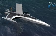 2020-ban indítják útjára a hajót, amely önmagát navigálva kel át az Atlanti-óceánon