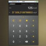Ma ingyen az App Store-ban: Convert - árfolyamok és mértékegységek átváltása