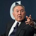 A volt kazah diktátor is megfertőződött a koronavírussal