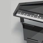 A nap kütyüje - összehajtható digitális zongora