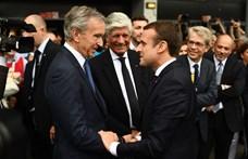 Európa leggazdagabb embere újra túl a 100 milliárd dolláros álomhatáron
