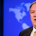 Mike Pompeo: Irán a felelős a szaúdi olajlétesítmények elleni támadásért