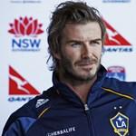 Ezzel a zseniális videóval köszöntötték David Beckham-et