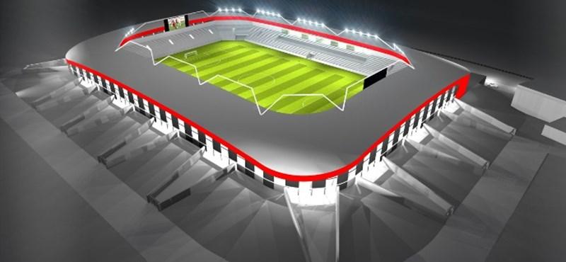 Újabb stadiont építene újjá a kormány – látványtervek