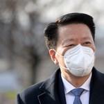 A Fudan Egyetemről és a Sinopharm vakcináról is beszélt Kína budapesti nagykövete