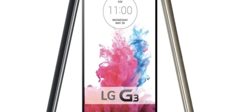 Kétperces videó: minden, ami különleges az LG G3-ban
