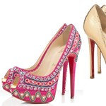 Christian Louboutin: ilyen cipőket hordjanak a nők 2012-ben!