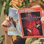 Kitalált sztorik miatt rúgta ki az egyik díjazott újságíróját a Spiegel
