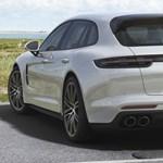 Gyors puttonyos: itt a 680 lóerős kombi Porsche