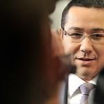 Szélviharba került Ponta gépe, hánytak az utasok