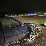 Fotó: Súlyos baleset a 6-os úton