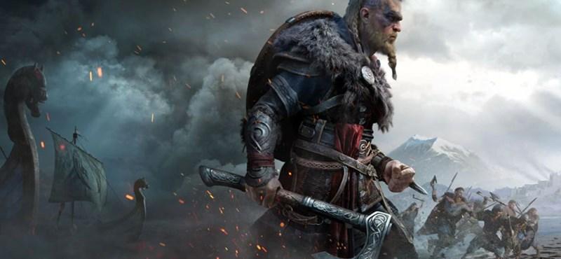 Brutális új Assassin's Creed készül, itt az első videó a Valhalláról