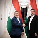 Jók lettek a fotók Simonkáról és Orbánról, csak éppen nem most készültek