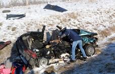 Már négy halálos áldozata van az M3-ason történt balesetnek