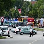 Lövöldözés volt egy müncheni plázánál, többen meghalhattak