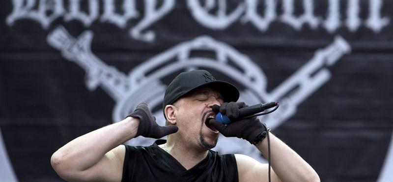 Jövőre Budapesten koncertezik minden idők egyik legsújtóbb rappere és zenekara