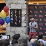 Mérce: újabb Pride-rendezvényen provokáltak Budaházyék