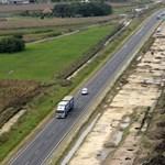 Hatezer éves leleteket találtak az M76-os építésénél