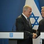 A magyar zsidóknál 1 százalékon áll a Fidesz