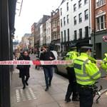 Bomba miatt kiürítik London központjának egy nagyobb részét