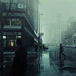 Fókuszpont: Brandt Campbell csapadékos-urbánus fényképei