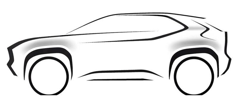 Jön egy újabb kis Toyota szabadidő-autó