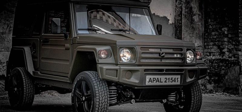 Európai árat kapott a Lada Nivára épülő G-osztály másolat