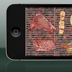 Extrém iOS alkalmazás: Grillmeister - grillezzünk a mobilon